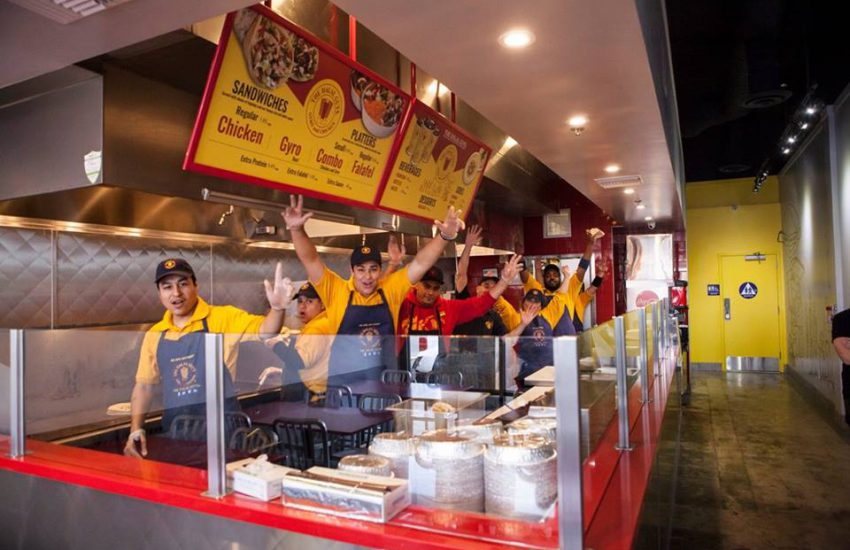 The Halal Guys Nashville grand opening celebration planned for April 14