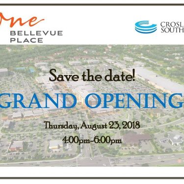 Grand Opening Celebration – August 23, 2018  4-6 p.m